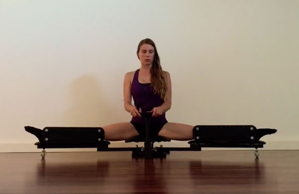 Middle Splits Machine
