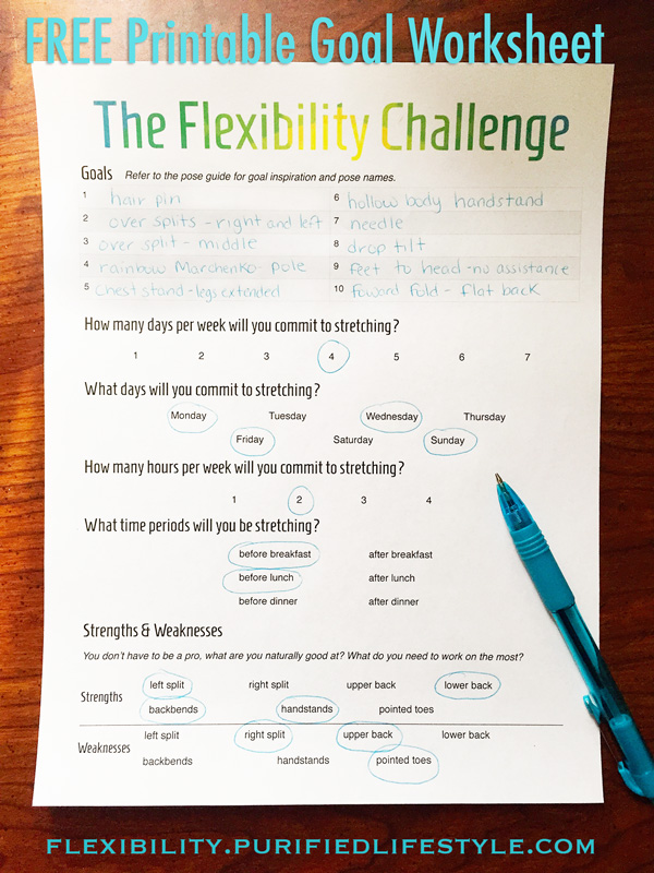 Free-Printable-Flexibility-Challenge-Worksheet-Example